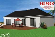 tarif constructeur maison individuelle maison plain pied tarif