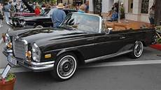 The Five Best Mercedes Convertible Models Of All Time