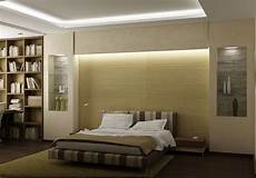Bedroom Design With Cove Lights Covelighting