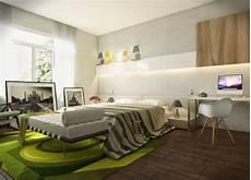 contemporary bedroom by the design studio koj