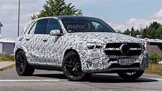 2020 mercedes gle 63 amg spied for the time