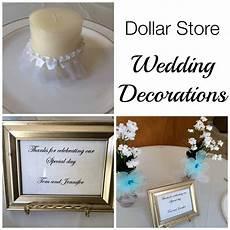 Dollar Tree Wedding Decoration Ideas dollar store wedding decorations