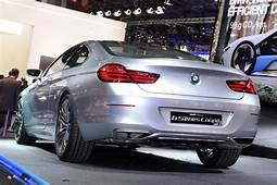 BMW's Concept 6 Series Coupe Live From Paris What Do You