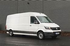 Volkswagen Crafter Review 2020 Parkers
