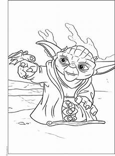 Malvorlagen Wars Drucken Ausmalbilder Wars Yoda Kostenlos Malvorlagen Zum