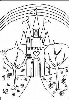 Ausmalbilder Prinzessin Im Schloss Malvorlage Schloss Malvorlagen Ausmalbilder