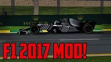 F1 2017 Mods - f1 2017 mod rfactor mod showcase