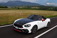 Fiat 124 Abarth Spider Specs Photos 2017 2018 2019