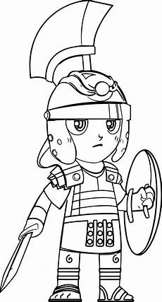 soldier belt of sketch coloring page