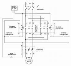wiring diagram chapter 1 2 full voltage reversing 3 phase motors