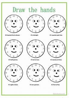 what time is it worksheet free esl printable worksheets made by teachers