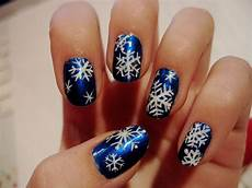 the nailtress christmas nail art d
