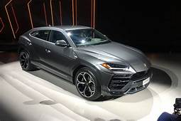 New Lamborghini Urus SUV Revealed  Pictures Auto Express
