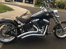 2009 Harley Davidson 174 Fxcwc Softail 174 Rocker C Black