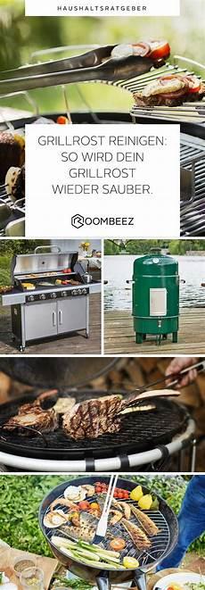 Grillrost Reinigen 187 Tipps F 252 R Einen Sauberen Grill