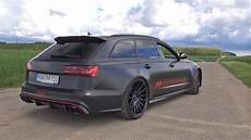 750hp Audi Rs6 Avant C7 Pp Performance Revs Launches