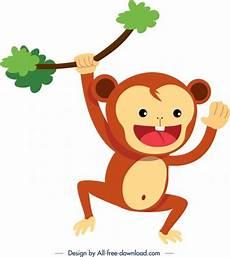 65 Sketsa Gambar Hewan Monyet Terlengkap Top Gambar 24