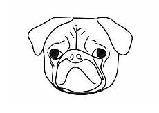 Malvorlage Hund Mops Malvorlagen Hunde