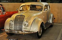 1934 DeSoto Airflow Image Chassis Number 6078798 Photo