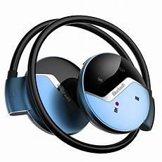 Bluetooth Earphone Neckband Headphone Stereo by Mini 808 Bluetooth 4 0 Neckband Wireless Sports Stereo
