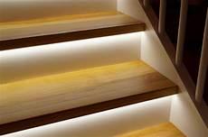 diy motion sensing stair lights designs ideas on dornob