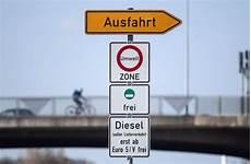 Stuttgart Viele Park Ride Anlagen Diesel Verbot