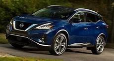 2019 nissan murano 2019 nissan murano on sale from 31 270 carscoops