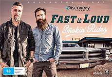 Fast N Loud Smokin Rides Collector S Set Reality