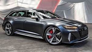 2020 Audi RS6 Avant Video Illustrates Our Love For Super
