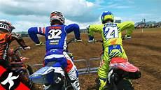 course de moto mxgp2 ma premiere vraie course de motocross