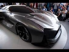 Nissans Gran Turismo 6 Concept Car Crosses Over Into