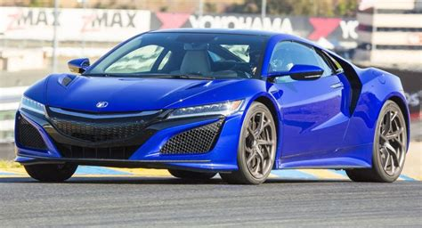 Acura Nsx Becomes The Most Expensive Car Built In The U.s