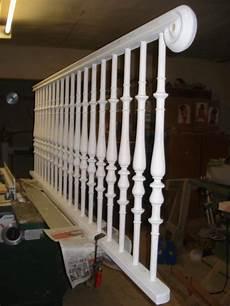 Treppengeländer Holz Bausatz - erg 228 nzung eines alten treppengel 228 nders drechslerei huber