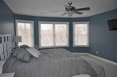 Blue Bedroom Wall Light Blue And Gray Bedroom Bedrooms