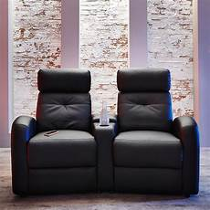 2er couch sofa houston cinema 2er kinosessel kinosofa lederlook