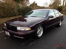 accident recorder 1996 chevrolet caprice security system 1996 chevrolet impala ss lt1 350 v8 44k fsh camaro corvette mustang muscle car