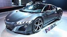 2013 new york auto show 2015 acura nsx shaking up the world of supercars youtube