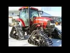 Tracteur A Chenille