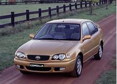 toyota corolla hatch e11 technical specifications and