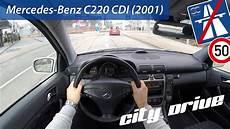 Mercedes C 220 Cdi 2001 City Drive