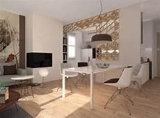 separazione cucina soggiorno dividere cucina e soggiorno