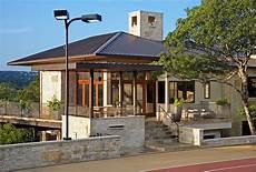Haus Hanglage Modern - modern cabinet spirit lake modern hillside home by