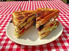 Sandwich Toast Rezepte - new york club sandwich feline86 chefkoch
