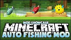 four auto minecraft minecraft mod auto fishing mod