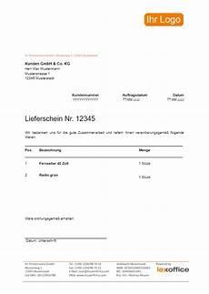 lieferschein vorlage doc vorlage f 252 r auftragsbest 228 tigung zum kostenlosen