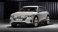 2019 audi e tron all electric suv officially revealed automobile magazine