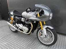 moto occasion 06 motos d occasion challenge one agen triumph thruxton r