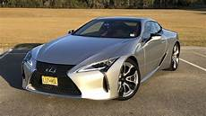 why the lexus lc500 isn t top speed