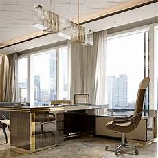 home office furniture gold coast leather desk with 24ct gold taylor llorente furniture