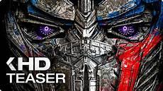 Transformers 5 The Last Ank 252 Ndigungs Teaser 2017
